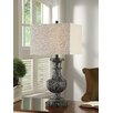 """Crestview Collection Industria Bernard 32"""" H Table Lamp with Rectangle Shade"""