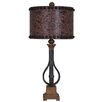 "<strong>Summit Rambler 33.5"" H Table Lamp with Drum Shade</strong> by Crestview Collection"
