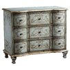 Crestview Collection Garland 3 Drawer Chest