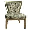 Crestview Collection Madison Ikat Side Chair