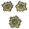 Crestview Collection Manhattan 3 piece Bloom Hanging