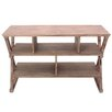 Crestview Collection Cheyenne Media Console Table