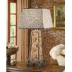 """Crestview Collection Autumn's 35.5"""" H Table Lamp with Empire Shade"""