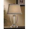 """Crestview Collection Alma 28"""" H Table Lamp with Empire Shade"""