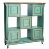 Crestview Collection 5 Drawer Open Chest