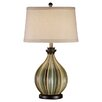 "<strong>Sawyer 28"" H Table Lamp with Drum Shade</strong> by Crestview Collection"
