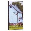 Wilson Studios Barn Wall Clock