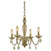<strong>AF Lighting</strong> Judy 4 Light Mini Chandelier