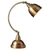 """AF Lighting Plato 23"""" H Table Lamp with Bowl Shade"""