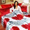 <strong>Diana 6 Piece Duvet Cover Set</strong> by Dophia