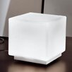 Murano Luce Qb Table Lamp with Square Shade