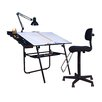 <strong>4 Piece Ultima Drafting Table Set</strong> by Studio Designs