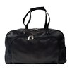 "<strong>Traveler Deluxe 17"" Leather Carry-On Duffel Bag</strong> by Piel Leather"