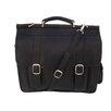 Piel Leather European Laptop Briefcase
