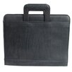 <strong>Piel Leather</strong> Three-Ring Binder Briefcase