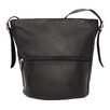 <strong>Piel Leather</strong> Fashion Avenue Bucket Bag