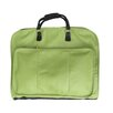 Apple Green Leather Collection Slim Garment Bag
