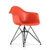 <strong>Eames DAR - Molded Plastic Arm Chair with Wire Base</strong> by Herman Miller ®