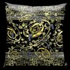 <strong>Como Gardens Square Satin Pillow</strong> by Lama Kasso