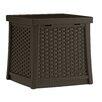 Suncast Blow Mold Resin Cube Deck Box