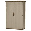 Suncast 4.5 Ft. W x 2.5 Ft. D Resin Storage Shed II