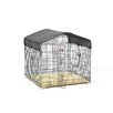 <strong>Jewett Cameron</strong> Lucky Dog Travel Steel Yard Kennel