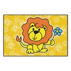 <strong>Lion Kids Rug</strong> by Millenium Mats Kids