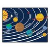 <strong>Solar System Kids Rug</strong> by Millenium Mats Kids