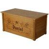 Dream Toy Box Oak Little Critters Toy Box