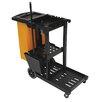 O-Cedar MaxiRough Janitor Cart