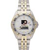 <strong>LogoArt®</strong> NHL Men's All Star Bracelet Watch with Team Logo Dial