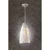 PLC Lighting Renoir 1 Light Mini Pendant