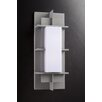 PLC Lighting Decora 1 Light Outdoor Wall Sconce