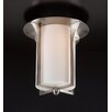 <strong>Pixel Semi Flush Mount</strong> by PLC Lighting