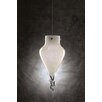 <strong>PLC Lighting</strong> Icicle 1 Light Mini Pendant