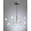 PLC Lighting Fusion 12 Light Pendant