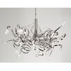 <strong>Ribbon 16 Light Pendant</strong> by PLC Lighting