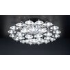 <strong>PLC Lighting</strong> Diamente 12 Light Semi Flush Mount
