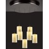 <strong>PLC Lighting</strong> Cylindro 7 Light Mini Pendant