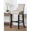 "<strong>Hudson 30"" Bar Stool with Cushion</strong> by Abbyson Living"