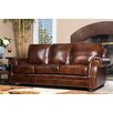 <strong>Abbyson Living</strong> Karington Leather Sofa
