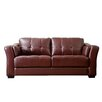 Abbyson Living Ashburn Leather Sofa
