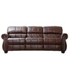 <strong>Abbyson Living</strong> Houston Leather Sofa