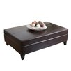 <strong>Abbyson Living</strong> Frankfurt Leather Ottoman