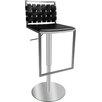 <strong>Bellini Modern Living</strong> Sigma Adjustable Swivel Bar Stool