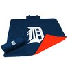 Logo Chairs MLB Detroit Tigers All Weather Fleece Blanket