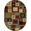 <strong>Elegance Multi Abstract Rug.</strong> by Tayse Rugs
