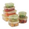 Honey Can Do 8 Piece Snap-Tab Food Storage Set