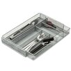 Honey Can Do Steel Mesh Expandable Drawer Organizer Tray