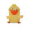Honey Can Do Large Kids Duck Pop-Up Hamper
